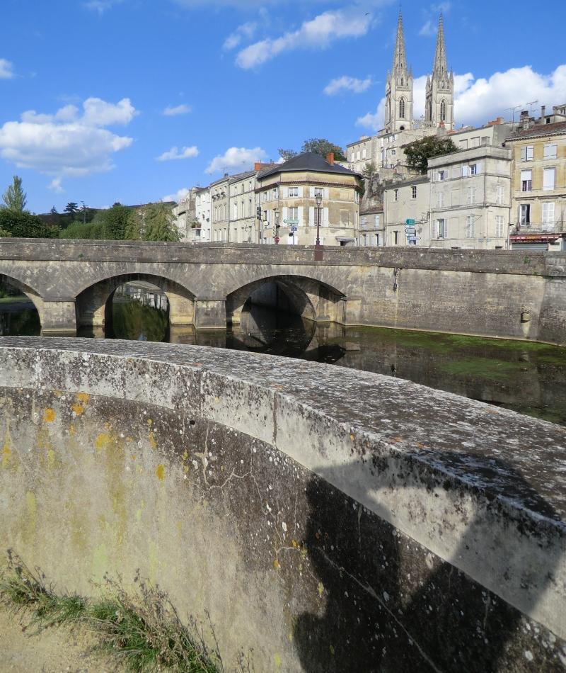 Vers les canaux de Niort