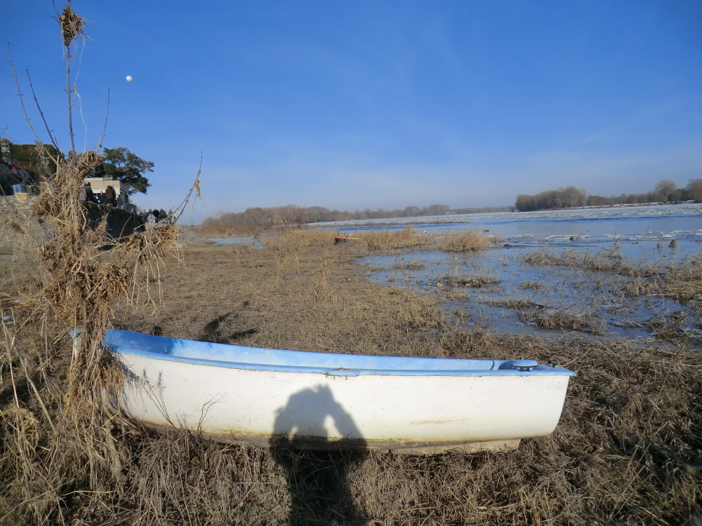 Pêcher la sirène de la Loire à La Pointe