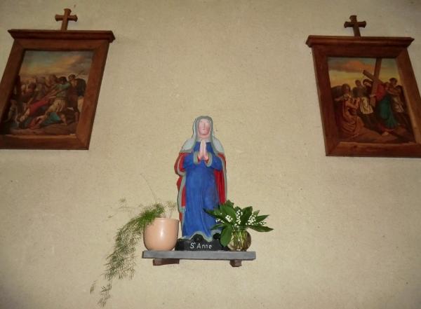 La résurrection de Sainte-Anne