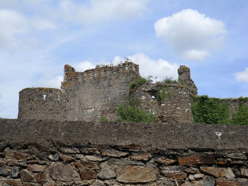 Le mur d