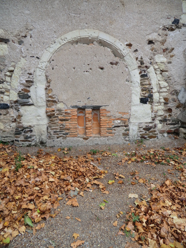 Le chemin de l'automne....