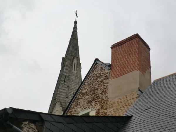 Evoluer vers l'échelle graphique des toits....