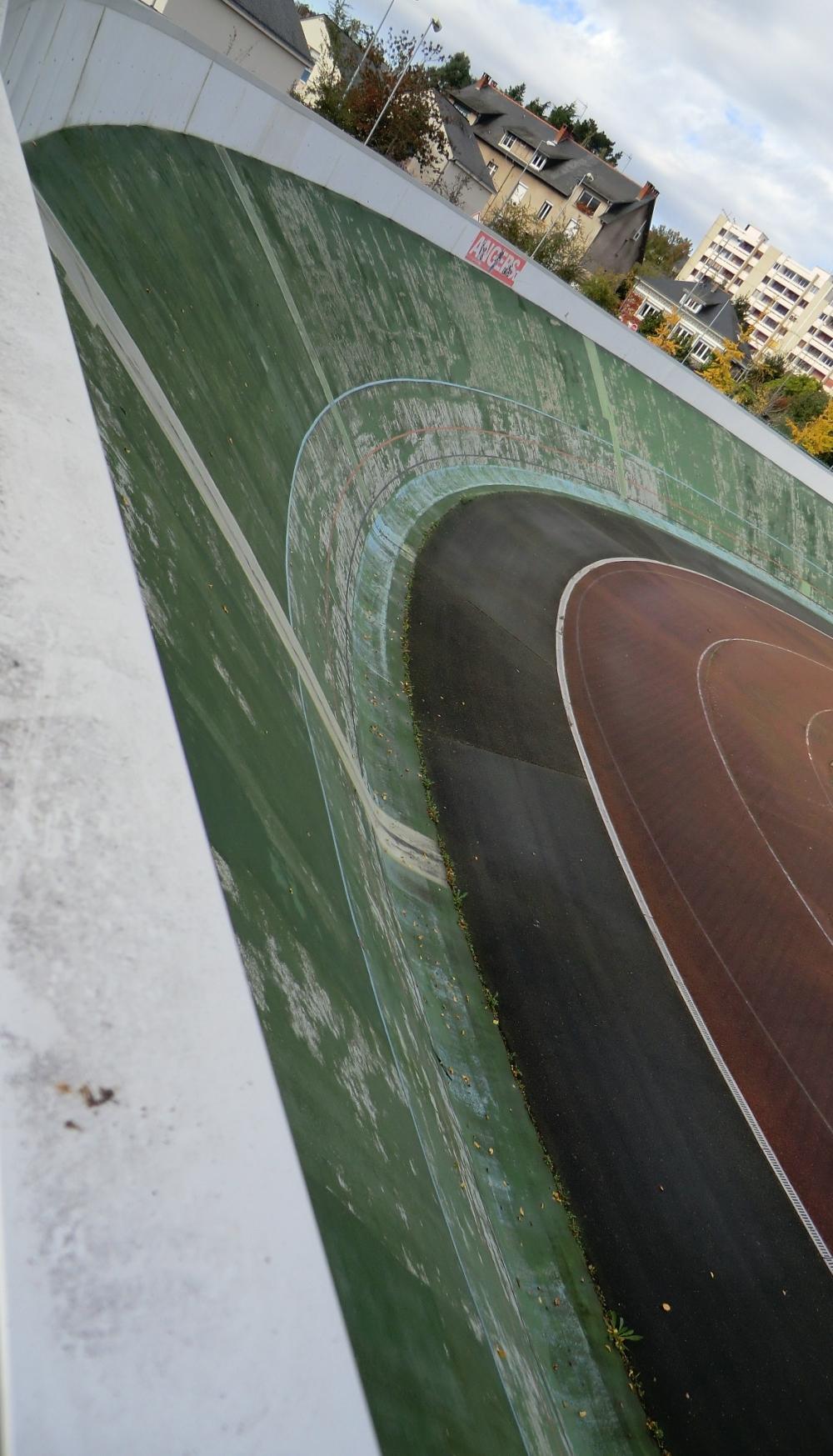 Epreuves en lignes au vélodrome