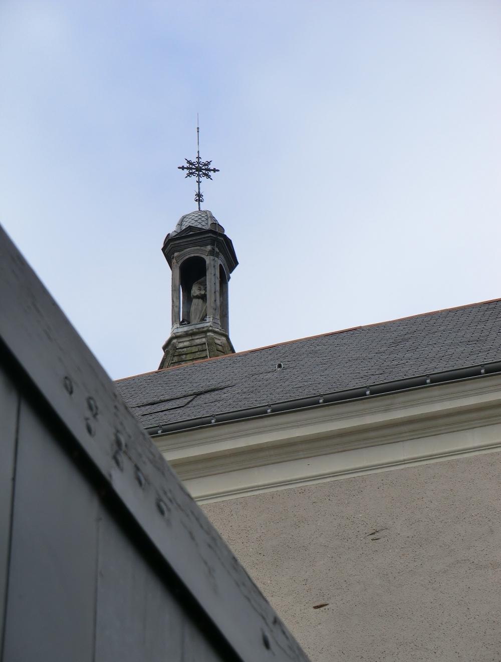 Pélerinage sur le toit....