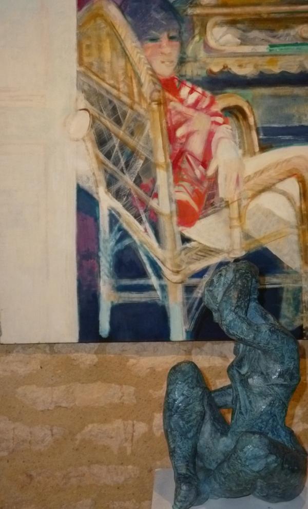 Croiser les jambes artistiquement...