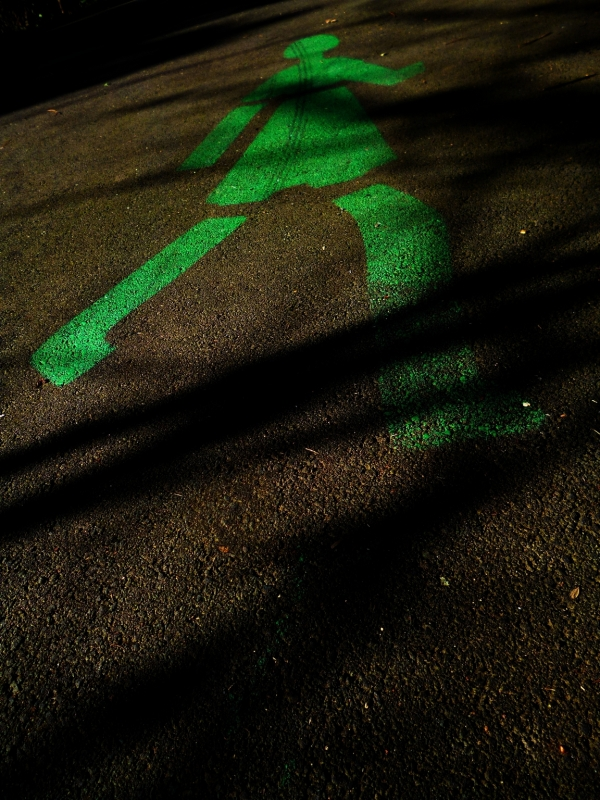 Un élan vers la lumière en acceptant l'ombre...
