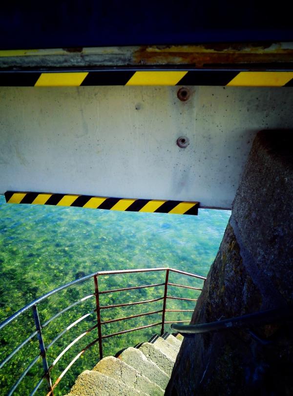 Se laisser guider par une dangereuse descente...