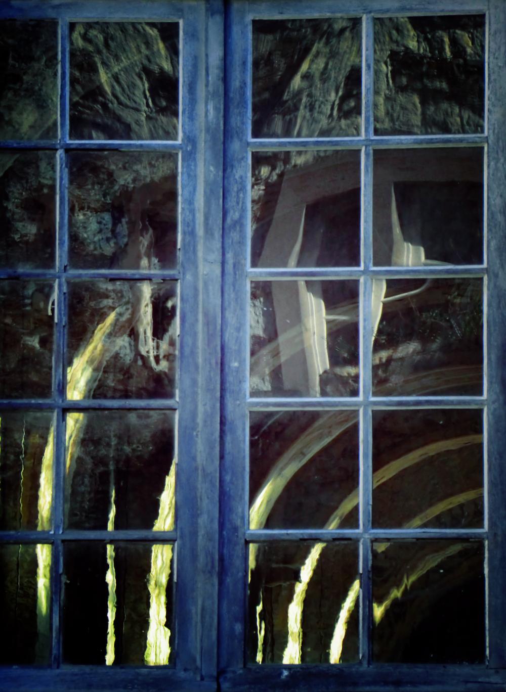 Une arche de lumière de la réalité intérieure...
