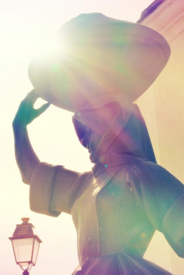 Porter le soleil en soi...