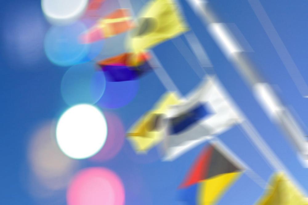 Flotter dans la géométrie du cubisme...