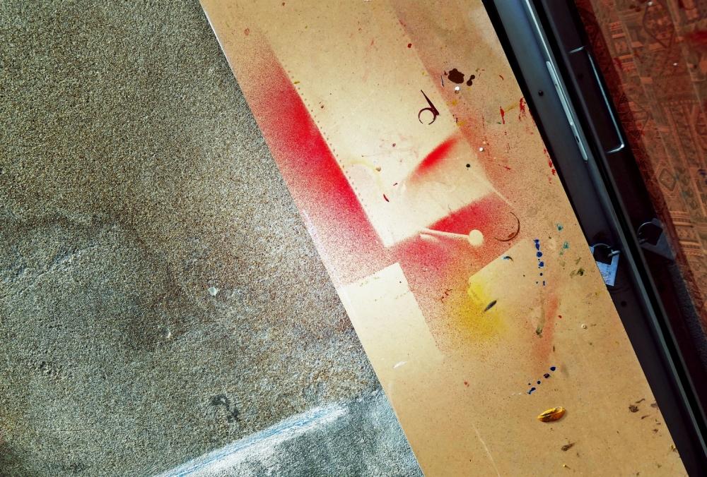 Décoder l'art abstrait par une lettre clé...