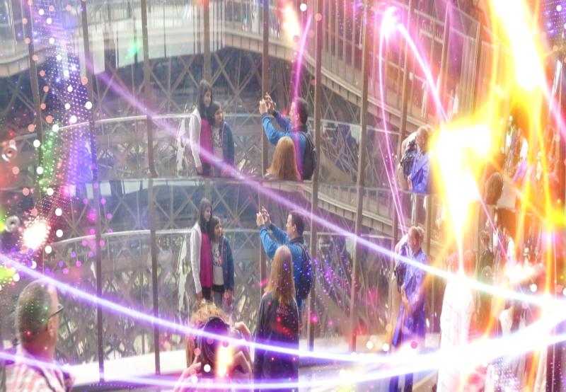 Les visiteurs sont des animations flash ...