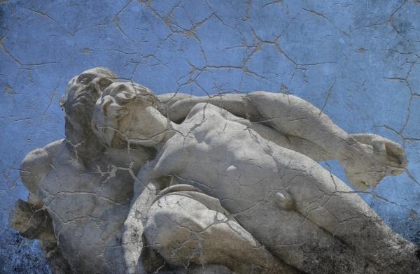 L'homme est solide comme le roc...