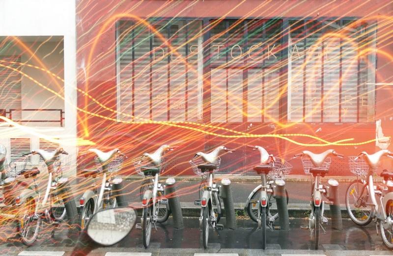 Le vélo donne plus de la moitié d