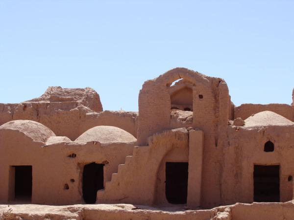 Saryazd village