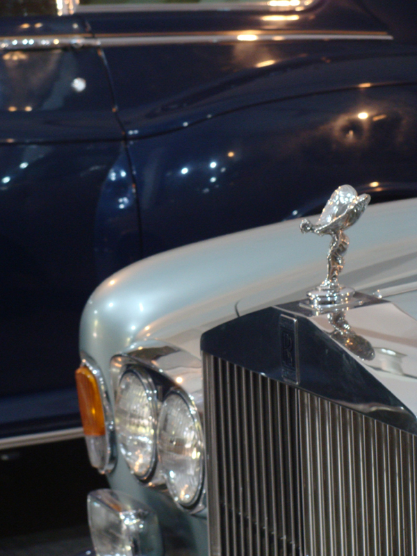 اتومبیل های سلطنتی