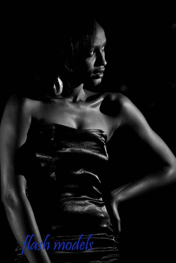 models in uganda strobist style