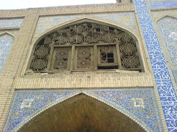 اصفهان - مسجد سيّد