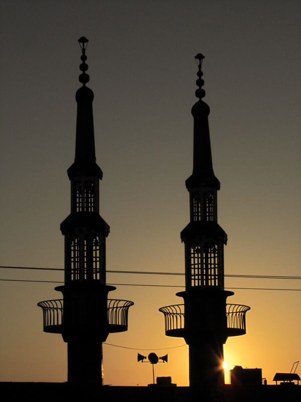 Minaret / 3