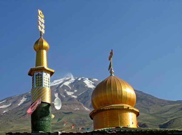 damavand-mount mosque
