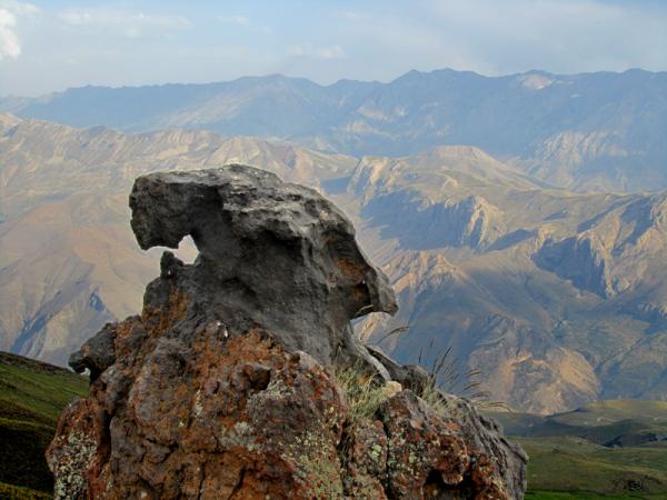 Stone Eagle or Flying Elephant ;)