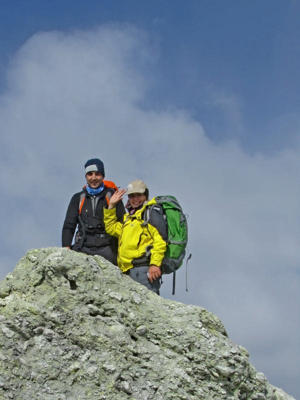 """At the Peak"""""""