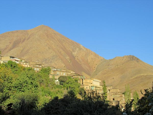 """""""Dizbad"""" village"""