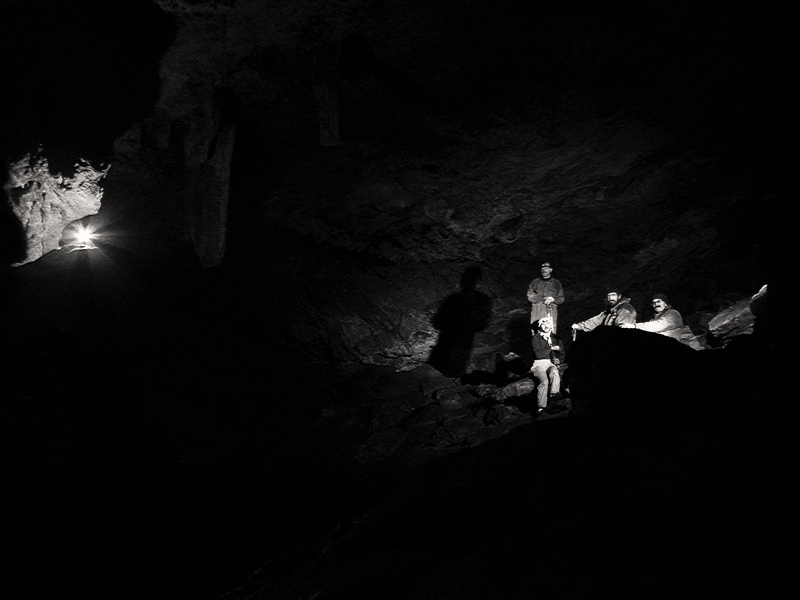 In the Cave / 8