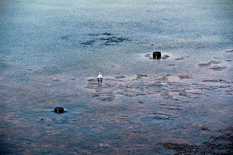 The frozen lake / 10