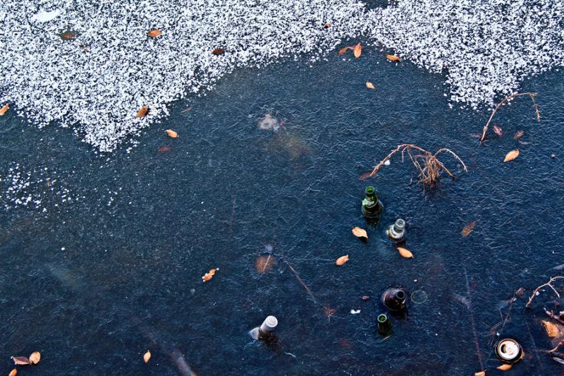 The frozen lake / 11 (End)