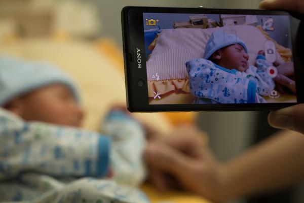Photography of Newborn