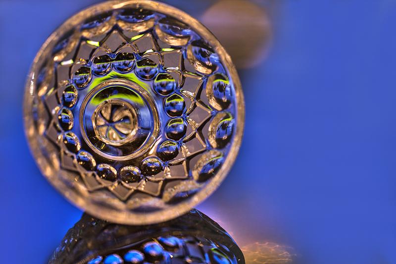 Crystal globe!