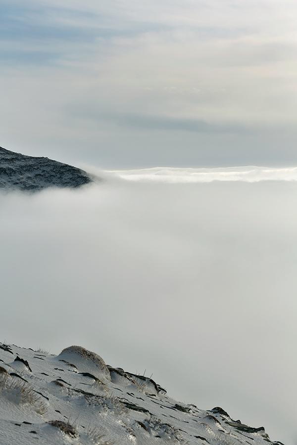 on fog ...