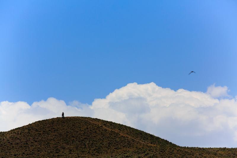 Love in the sky!