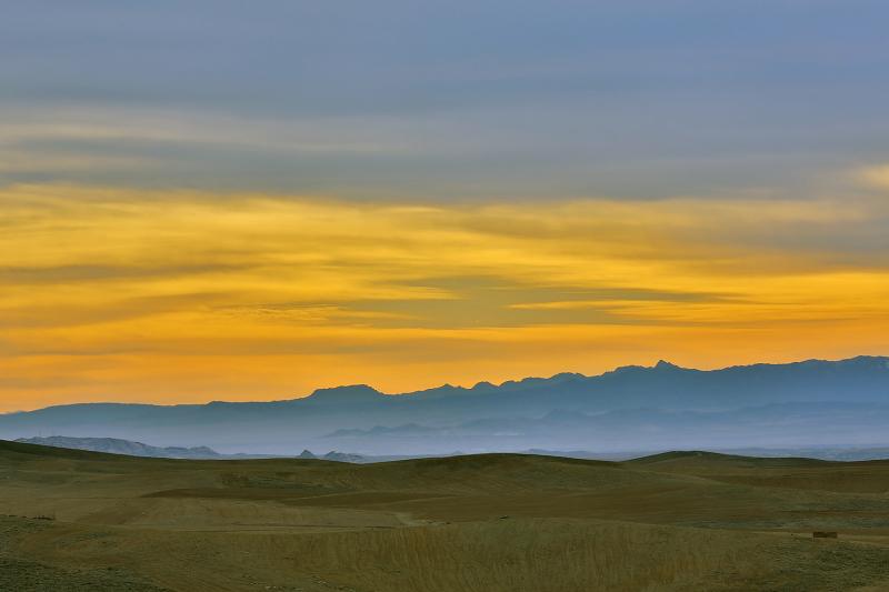 At dawn *