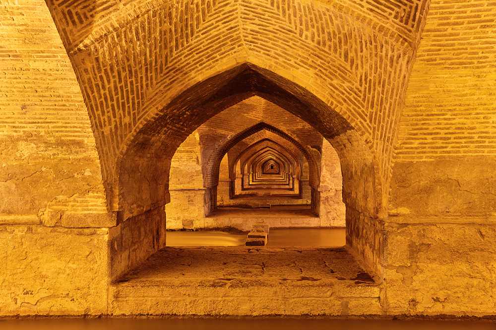 The Bridge of 33 Arches