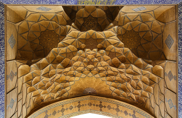 Jameh Mosque of Isfahan **