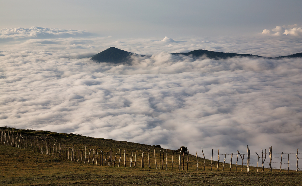 Above the Clouds *