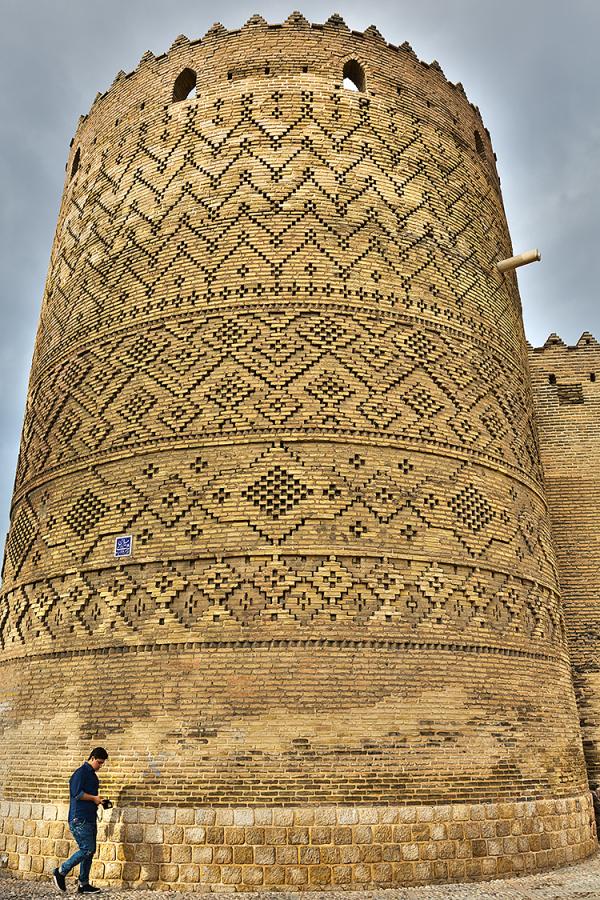 """""""Karim Khan"""" Castle"""