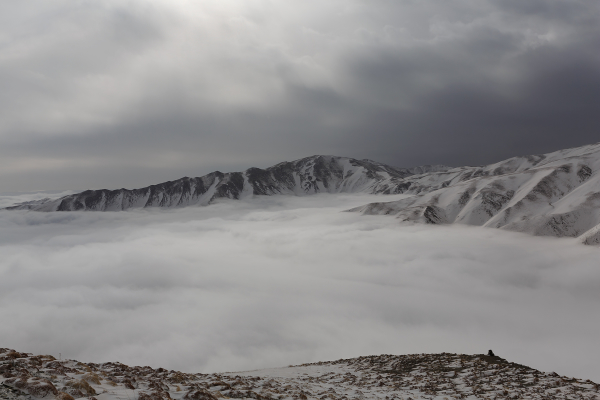 Sea of fog *