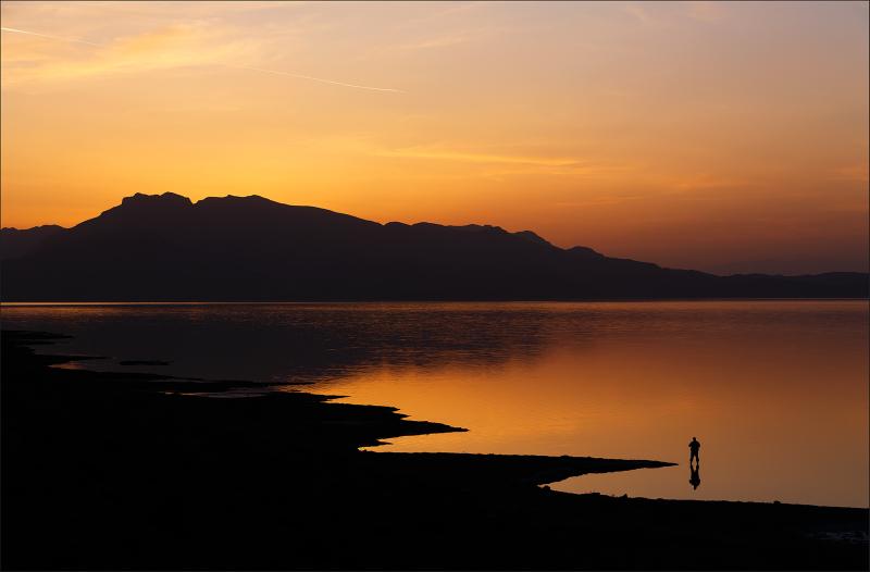 Waiting for Sunrise *