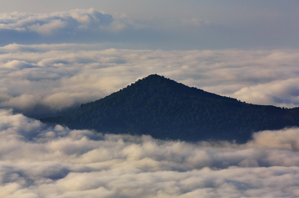Above the Clouds **