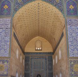 Jameh Mosque of Kerman