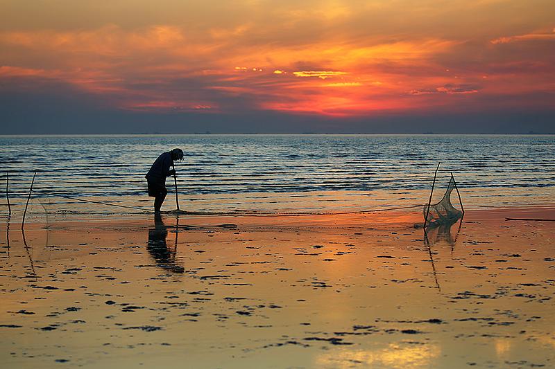 Old Fisherman *