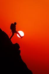 Step on the sun