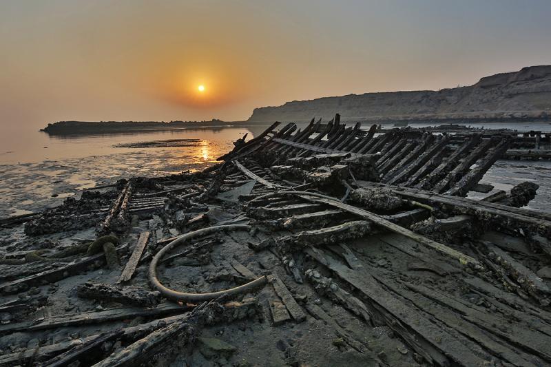 Abandoned ships *