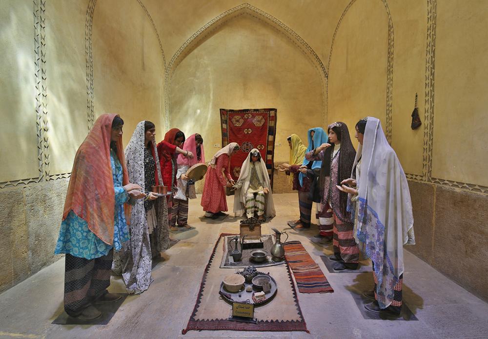 Mehndi ceremony