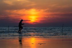 Old Fisherman **