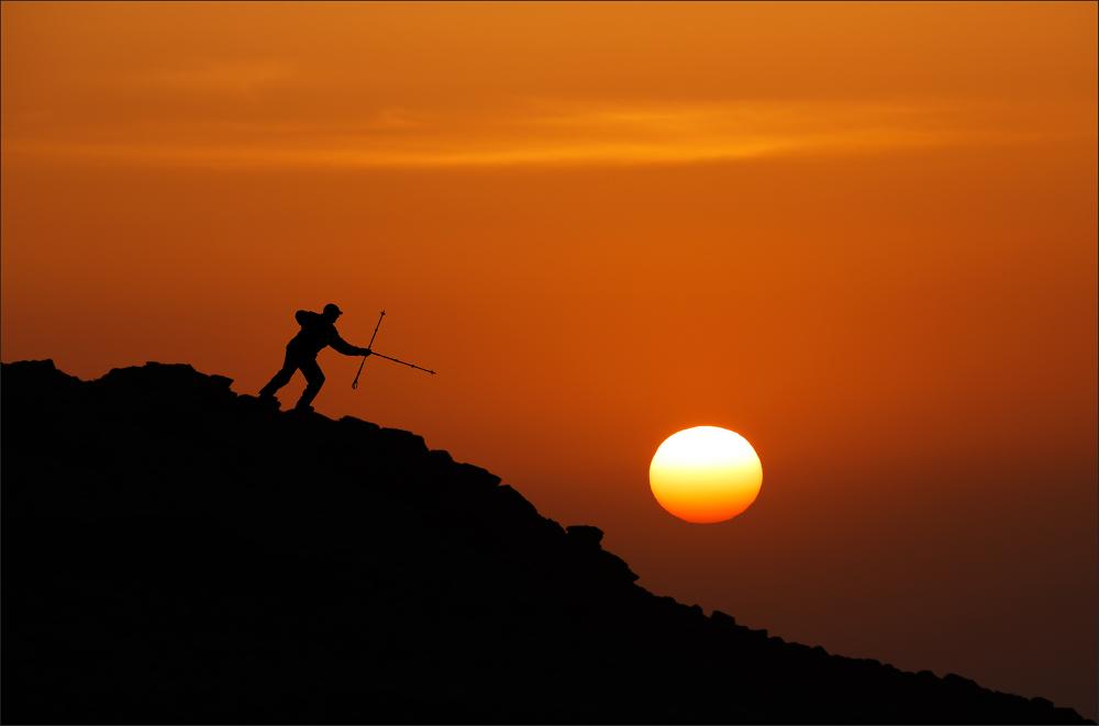 hunting the sun