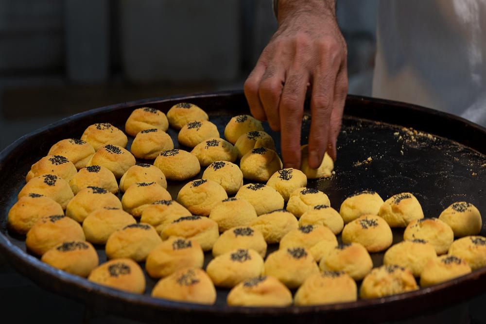 rice-flour cookie * ( for Devi )